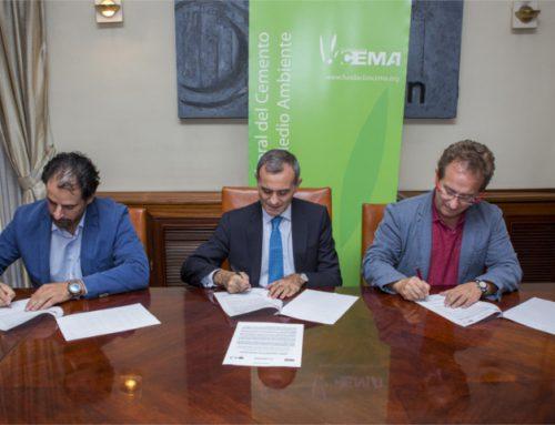 OFICEMEN, CCOO de Construcción y Servicios y UGT-FICA Firman el V Acuerdo Estatal de la industria cementera