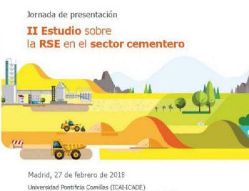 La Fundación CEMA presenta el II Estudio sobre la RSE en el sector cemenetero