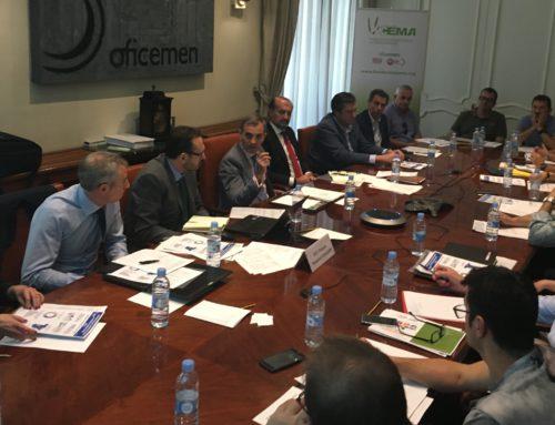 Reunión del Patronato de Fundación CEMA